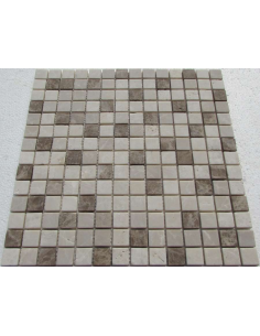 Каменная мозаика Mix Cream 20-6T