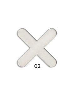 02 A-Crystal 2,5 кг затирка эпоксидная