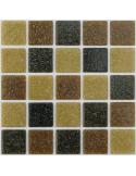 Albero на сетке мозаика стеклянная
