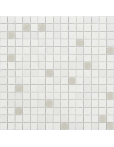 Perla на сетке мозаика стеклянная
