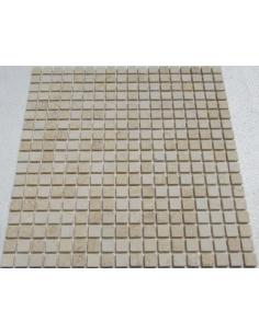 Botticino 15-4T каменная мозаика
