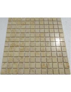 Botticino 23-4P каменная мозаика