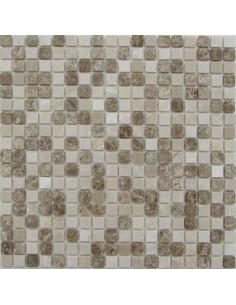 Cappuccino Cream 15-4P каменная мозаика