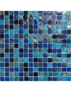 Blue Sea мозаика стеклянная