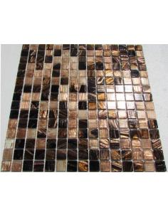 Mix Dark Chocolate мозаика стеклянная