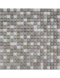 Grey Priority 15-4T каменная мозаика