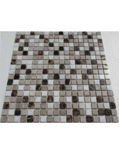 Light Wooden 15-4P каменная мозаика