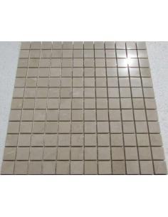 Crema Nova 23-6P каменная мозаика