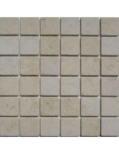 Botticino 48-6T каменная мозаика