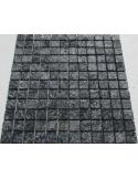 Shiny Black 23 мозаика из сланца