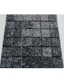 Shiny Black 48 мозаика из сланца