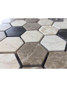 SHG4258P мозаика каменная