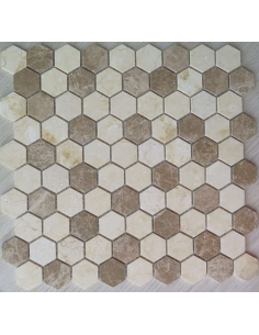 SHG14324P мозаика каменная