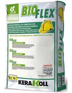 Bioflex клей цементный ярко-белый