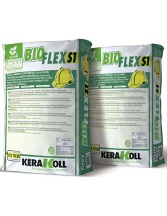 Bioflex S1 клей цементный ярко-белый