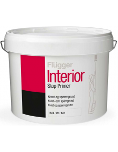 Flugger Interior Stop Primer 0,75л блокирующий грунт для дерева