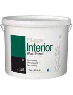 Flugger Interior Wood Primer 0,38л грунт для дерева на водной основе