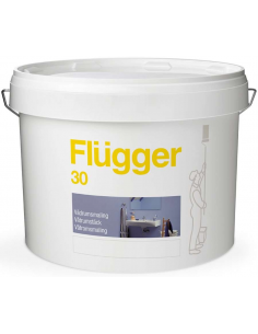 Flugger Wet Room Paint base 1 2,8л акриловая полуматовая влагостойкая краска