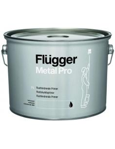 Flugger Metal Pro Anti-corrosive Primer grey 3л антикоррозионный алкидный грунт