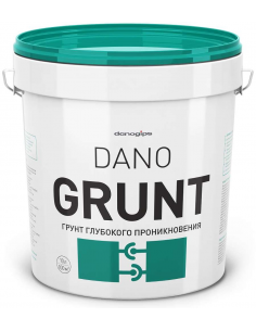 Dano Grunt 10л грунт глубокого проникновения