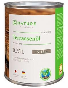 270 Terrassenöl масло для террас 0,375л