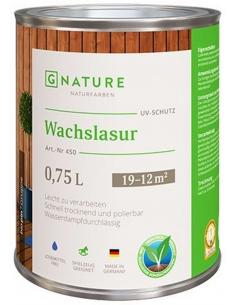 450 Wachslasur воск-лазурь, бесцветная 2,5л