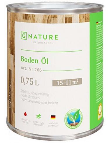 Gnature 266 Boden Öl масло для пола 0,375л