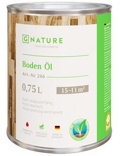 266 Boden Öl масло для пола 0,75л