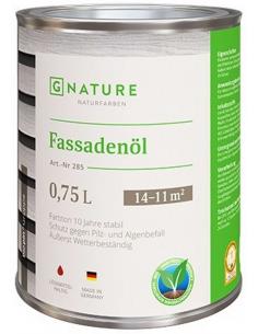 285 Fassadenöl 0,75л масло для фасада с эффектом металлик