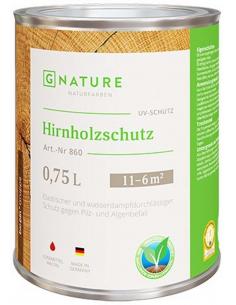 860 Hirnholzschutz масло для защиты торцов 2,5л