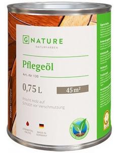 Gnature 130 Pflegeöl масло-уход для дерева 0,75л