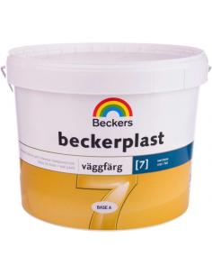 Beckerplast 7 base A матовая краска для стен и потолка 9л