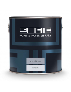 Pure Flat Emulsion матовая краска для потолка и стен 2,5л