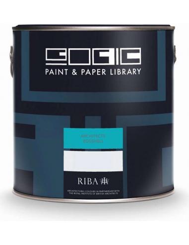 Architect's Eggshell моющаяся краска для потолка и стен 0,75л