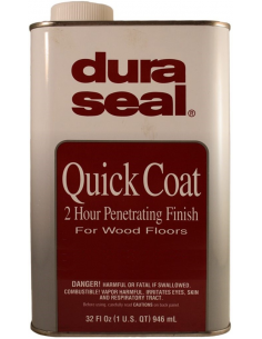 137 Spice Brown DuraSeal Quick Coat масло по дереву для пола и стен 0,946л