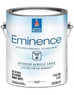 Eminence экстремально матовая краска для потолка 3,785л