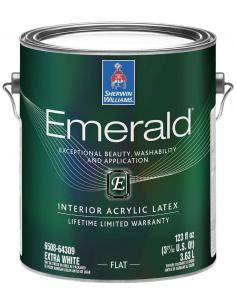 Emerald Interior моющаяся краска для стен 3,785л