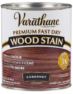 Varathane Каберне масло для дерева 0,236л