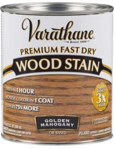 Varathane Золотой махагон масло для дерева 0,236л