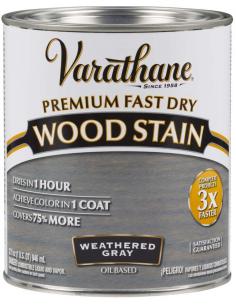 Varathane Графит масло для дерева 0,946л