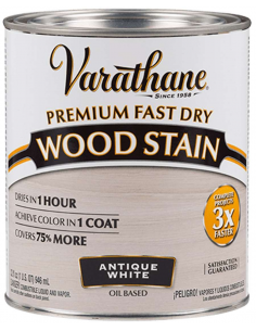 Varathane Античный белый масло для дерева 0,236л