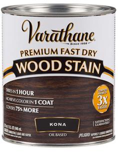 Varathane Кофе масло для дерева 0,946л