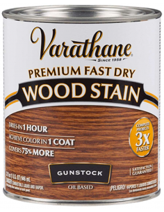 Varathane Дуб гансток масло для дерева 0,236л