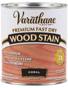 Varathane Коралловый масло для дерева 0,946л