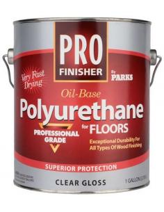 Pro Finisher полиуретановый глянцевый лак для пола 3,785л