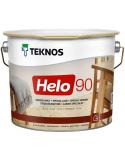Teknos Helo 90 глянцевый уретано-алкидный лак для дерева 2,7л