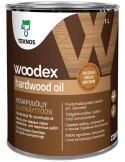Teknos Woodex Hardwood Oil масло для дерева 1л