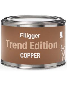 Flugger Trend Edition Copper 0,5л краска для металла, пластика, дерева