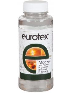 EUROTEX Сауна Масло для бани и сауны 0,25л