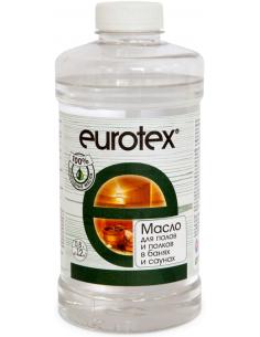 EUROTEX Сауна Масло для бани и сауны 0,8л